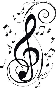 Music Notes Art, Music Bedroom, Music Symbols, Music Drawings, Notes Design, Music Wallpaper, Music Tattoos, Good Music, Note Cards