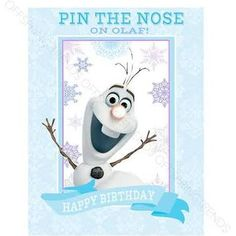frozen party decorations - Google Search