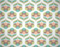 Pattern design part1 by Magda Bielecka, via Behance
