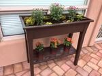 """Free Shipping on orders over $35. Buy Adams 36"""" Deluxe Garden Planter, Earth Brown at Walmart.com"""