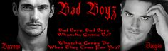 Bad Boyz by scribble14.deviantart.com