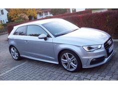 Audi A3 2.0 TDI (clean diesel) S line Sportpaket