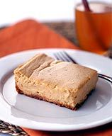 Weight watchers pumpkin spice cheesecake bars