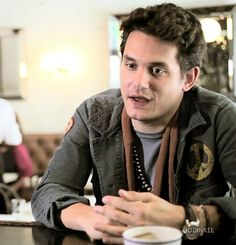 """""""I would go to watch shows wearing my loupe and my badge, and I was there as a watch guy. I loved relating to people only on the merit of being a collector."""" John Mayer"""