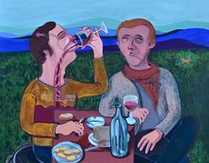 "Check out new work on my @Behance portfolio: ""paintings /artist residency- saint henri association"" http://be.net/gallery/43901933/paintings-artist-residency-saint-henri-association"
