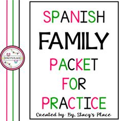 Compound Complex Sentence Worksheets Pdf Spanish Family Matching Activity  Spanish Worksheets And Activities Fill In The Blanks Story Worksheets Excel with Division Worksheets Word Problems Spanish Family Packet For Practice La Familia Groundhog Day Comprehension Worksheets Excel