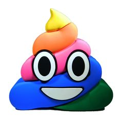 The Dash Charms® Rainbow Poop Emoji Power Bank is a hilarious and efficient way to keep your devices fully charged at all times. Having a crappy day? At least enjoy a full battery! Dash Charms® portab