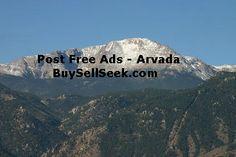Post Free Classified Ads - Arvada City http://www.buysellseek.com/buysell/local/1/arvada.html