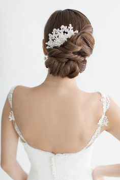Bridal Beauty on Pinterest Bridal Hair And Makeup ...