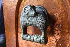 7-12-13 Ram Door Knob | by Kruvczuk1 Glencarin Museum