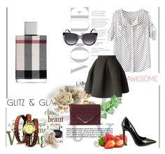 Que una falda peplum le de el volumen necesario a tu look. 1.- Perfurme London- Burberry http://fashion.linio.com.mx/a/londonburb
