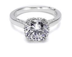 engagement ring...simple but elegant