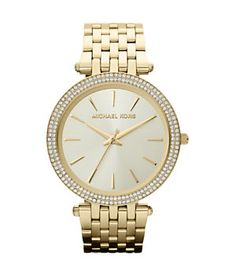 Michael Kors Darci Gold Watch