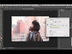 "A Sneak Peak Of A New Photoshop CC Feature, ""Focus Mask"" & It Looks Impressive"