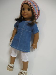 American Girl Doll Sweet and Simple by 123MULBERRYSTREET on Etsy