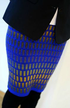 Modification Monday: Inspira Skirt | knittedbliss.com