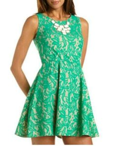 Nice day dress