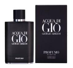 Acqua Aqua Di Gio Profumo by Giorgio Armani 4.2 oz Eau De Parfum for Men NIB #GiorgioArmani