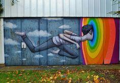 Oeuvre de Seth (2013) - Vitry (France) by HBA_JIJO, via Flickr