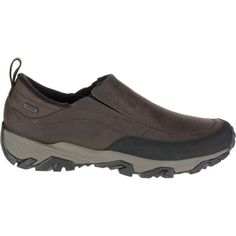 Merrell Men's Coldpack Ice+ Moc Waterproof Winter Shoes, Size: 9.0, Brown