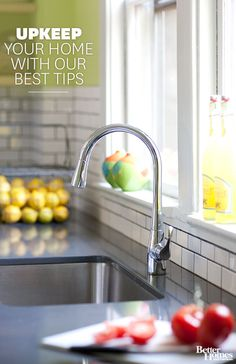 Cleaning and homekeeping made easy. Make cleaning, doing laundry, and keeping up your home easy with our helpful housekeeping tips. From how to clean and maintain specific surfaces, to effortless cleaning routines and simple shortcuts, we'll show you how to get