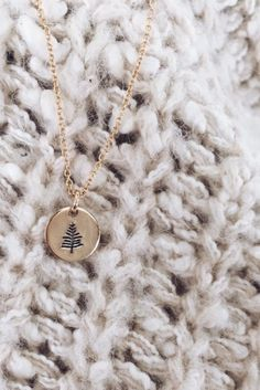 made by mary pine necklace - Just recently purchased this adorable necklace & I wear it all the time!❤️