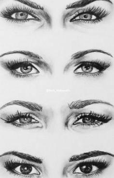 Microblading Eyebrows : Microblading: The new Tcnica to mak.- Microblading Eyebrows : Microblading: The new Tcnica to make perfect eyebrows Microblading Eyebrows : Microblading: The new Tcnica to make perfect eyebrows ⭐ - Cool Art Drawings, Cool Sketches, Pencil Art Drawings, Art Drawings Sketches, Eye Drawing Tutorials, Drawing Techniques, Drawing Lessons, Eye Sketch, Anatomy Sketches