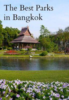 The Best Bangkok parks