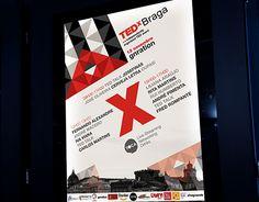 "Check out new work on my @Behance portfolio: ""TEDxBRAGA"" http://be.net/gallery/47210979/TEDxBRAGA"