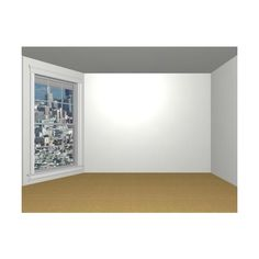 San Francisco Traditional Window ❤ liked on Polyvore