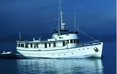 1930 Geary Design  78' Big Yachts, Small Yachts, Super Yachts, Sport Fishing, Fishing Boats, Family Boats, Living On A Boat, Classic Yachts, Old Boats