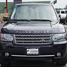 "2010 Land Rover Range Rover •V8 5.0L Engine •510 hp / 461 lb-ft of torque •all-digital instrument cluster •""off-road"" mode  •reclining rear seats"
