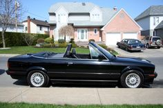 My 1993 BMW that I got in June 2002 and I still have her and love her. She is only driven in the summer and has never seen winter. Bmw E21, E30, Bavarian Motor Works, Bmw Series, Bmw Cars, Motor Car, Dream Cars, Convertible, Classic Cars