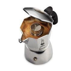 Bialetti Espressokocher Brikka Elite mit Cremaventil für 4 Tassen ✓ Jetzt für 43,99 € (24.06.17) bei Springlane.de ✓ Versandkostenfrei ab 49 €