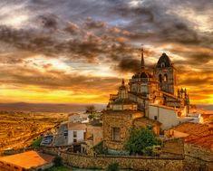 Jerez de Los Caballeros, Spain