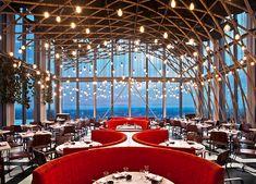 Sushi Samba - high-end japanese & sushi restaurant -  Heron Tower, 110 Bishopsgate, London EC2N 4AY