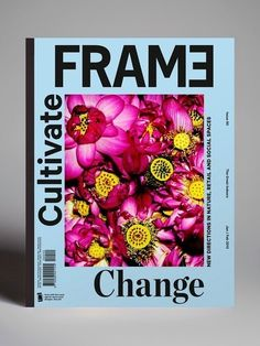 Frame Magazine is the world's barometer of interior design. The magazine shows you what's happening and where to find it.