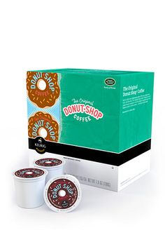 Some people won't admit it, but the best part of a doughnut is the coffee that goes with it. Without coffee, doughnuts are just another confection. But doughnut shop coffee? That's a different story. The Original Donut Shop® Coffee lingers on your tongue and warms the soul. It brightens your day like a big scoop of sprinkles. And who doesn't like sprinkles? If you go through life as if its a sweet surprise filled with jelly and covered in frosting, The Original Donut Shop® Coffee is for you.