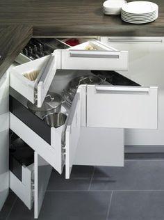 a co w środku?: szafki w kuchni