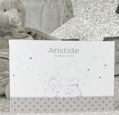 Faire-part Noukie's Poudre d'étoiles (Aristide)