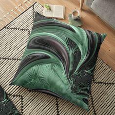 #arankaarts #findyourthing #redbubble #abstractart #abstractdesign #digitalart #digitaldesign #fractalart #fractaldesign Fractal Design, Fractal Art, Floor Pillows, Throw Pillows, Peppermint, Abstract Art, Digital Art, Prints, Mint