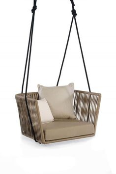 cane hanging chair new zealand accent tub 79 best wicker images chairs swing sets contemporary suspended garden bitta by rodolfo dordoni kettal anguie s style edition