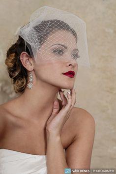 Menyasszonyi fejdísz Archívum - Bridal Mirage - egyedi esküvői kiegészítők 994540d504