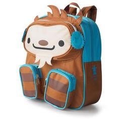Vancouver 2010 – Mascot Backpacks    Design: HBC, Meomi  Client: HBC, VANOC  Date: 2010