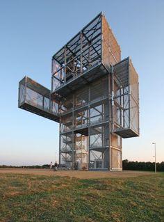 Indemann / Maurer United Architects | ArchDaily