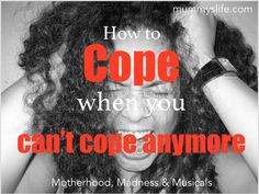 How to Cope When You Can't Cope Anymore Parenting Advice, Kiwi, Mental Health, Connect, Musicals, Blogging, Pin Up, Therapy, Thankful