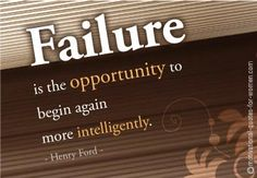quote  failure= opportunity