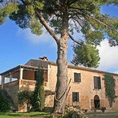 MALLORCA: Quiet Hotel Agroturismo Possessió Binicomprat - Algaida, Spain