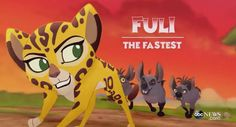 The Lion Guard: Fuli