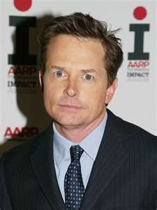 Michael J. Fox - I really admire how he handles his disability and keeps being a great example for living